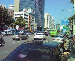 これで安心!韓国のタクシーを安全に利用するための予備知識