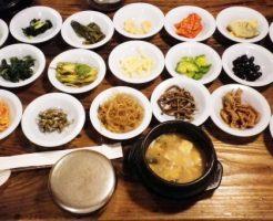究極の韓国大衆食堂こっそり教えます!安くて旨くてヘルシー!
